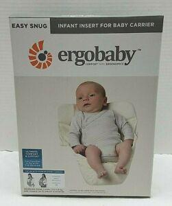 ErgoBaby Easy Snug Infant Insert For Baby Carrier