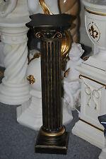 Säule Säulen Barock Antik Stil  Blumensäule Tisch Ablage 1028-110