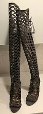 Vince Camuto Women's Over The Knee High Heel Boots Size 8.5M