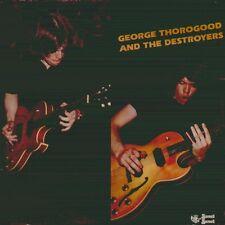 "GEORGE THOROGOOD AND THE DESTROYERS "" LP SIGILLATO 1978  RICORDI  ITALY RARO"