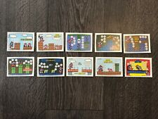 Vintage Unscratched  1989 O-pee-chee Nintendo Scratch Off Cards, Full Set of 60