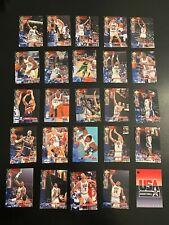 1993-94 Upper Deck SE USA Basketball Complete Exchange Set Michael Jordan RARE!!