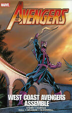 AVENGERS West Coast Avengers Assemble graphic novel (S)