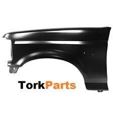 Brand New Steel Fender Fits: 1992 -1998 Ford F150 F250 F350 Bronco Driver Side