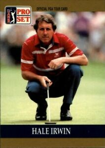 1990 Pro Set Golf Inaugural Card #s 1-100 (A6774) - You Pick - 10+ FREE SHIP