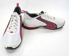 Puma Shoes Voltaic 2 Running White/Gray/Grape Sneakers Womens 8