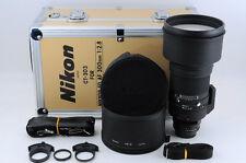 Nikon Nikkor AF 300mm f/2.8 ED + CT-303 Case + Hood & Strap -NearMint (Ni-269)