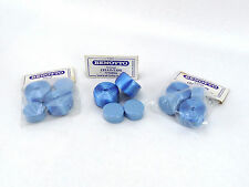 Benotto Handlebar Tape Cello Bar Smooth Vintage Blue Champagne Moser NOS x 3