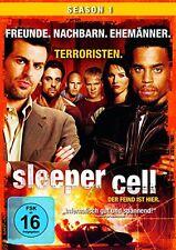 4 DVD-Box ° Sleeper Cell ° Staffel 1 ° NEU & OVP
