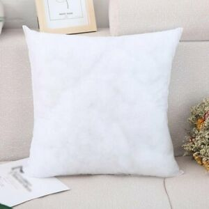 """Hollowfibre Cushion Pads Inserts Inners Fillers 45cm x 45cm / 18"""" x 18"""""""