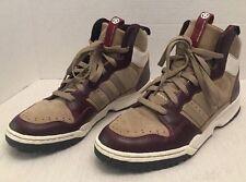 Adidas Originals By Kazuki Kuraishi Gipfel Tan  High Top Sneakers Men's Size 9.5