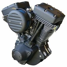 Ultima Black Out 113 c.i. El Bruto Motor 84-99 Harley & Customs Models 298-262
