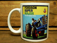 300ml COFFEE MUG - FORDSON SUPER MAJOR TRACTORS