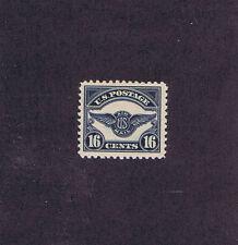 Sc# C5 Unused Original Gum Mnh 16c Air Service Emblem, 1923, Extra Fine