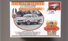 LJ TORANA GTR XU-1 HOLDEN 50th ANNIVERSARY COVER 2