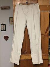 Womens Gap Beige Khaki Dress Pants Size 4r