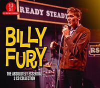Billy Fury - The Absolutely Essential 3 CD Collection