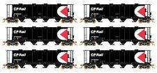 Rapido 3800 CU FT Covered Hopper Canadian Pacific CPR Early Multimark- 6-Car Set