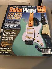 guitar player magazine Jan 2007