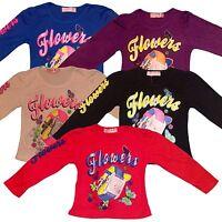 New Girls LOVELY Top / Tunic / Shirt / Blouse Jumper T-shirt 3-14yrs BNWT  #8