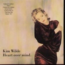 Kim wilde Heart over Mind-cd2 (1992) [Maxi-CD]