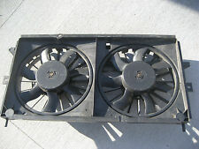 Impala Monte Carlo GM Heavy Duty Dual Radiator Cooling Fans 2000-2005 9C1 Police