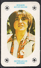 Monty Gum Card - 1970's Hitmakers Music Card - Bay City Rollers No 4