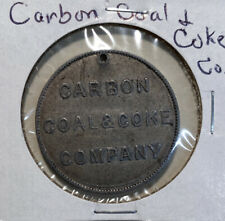 Carbon Coal & Coke Conpany - Good For 12 1/2 Worth Powder Token - 1