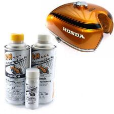 Honda CB 125 500 750 K0-K2 Four Lacksatz Lack Set Candy Gold Custom Paint Color
