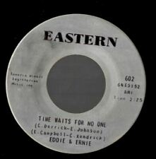 Eddie & Ernie Time waits for no one   Northern soul Popcorn EX