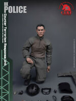 Pre-order 1/6 Scale Soldier Story SS-116HK POLICE Tactical Soldier 12in Figure