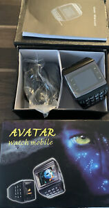 Rare Avatar Mobile Phone Watch