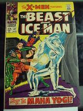X-Men #47 Marvel (1968) Silver Age Comic Book VF-/VF