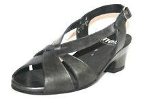 41,5 Scarpe da donna neri con tacco medio (3,9-7 cm)