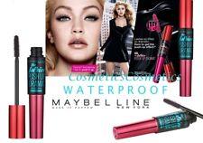 Maybelline The Falsies Push Up Drama Mascara Waterproof Black