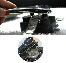Watch Back Case Battery Cover Opener Wrench Screw Remover Repair Tool Set Kit