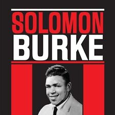 CD SOLOMON BURKE NO MAN WALKS ALONE DON'T CRY WHY DO ME THAT WAY A PICTURE OF YO