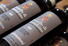 6 Bottles BRUNELLO DI MONTALCINO DOCG 2012 COLLEMATTONI