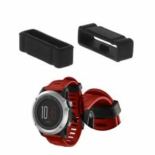 2PCS Strap Retaining Hoop Loop Ring Watch Band Replacement for Fenix3 Garmin