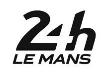 Le mans 24hr vinyl sticker decals race track Racing Porsche Aston martin Audi