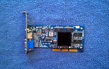 Gigabyte nVidia Riva TNT2 M64 GA-622-32C 32MB AGP 4x SDR VGA Graphics Video Card
