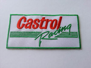 Castrol Racing Patch