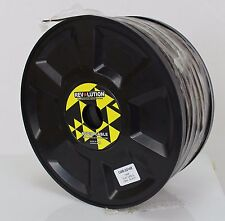 50FT OFC Car  Audio Flat Speaker Wire 2x 14 Gauge  Audio Speaker Cable 2x14AWG