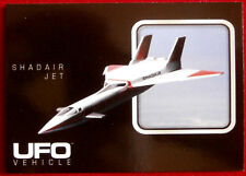 UFO - Individual Card from Base Set, Cards Inc - #019 Shadair Jet