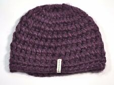 Krochet Kids International BETTY RS Purple Knit Handmade Womans Beanie