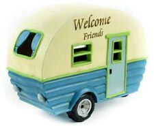 Welcome Friends Camper 1pc MI 55724 Miniature Fairy Garden Dollhouse