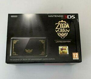 Nintendo 3 DS The Legend Of Zelda 25th Anniversary Edition Including Ocarina