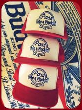 PASS ME A F*CKIN BEER Pabst beer party summer trucker hat Coors Budweiser shirt