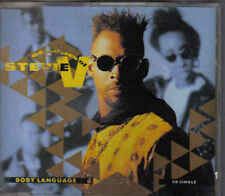 Stevie V-Body Language cd maxi single
