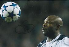 William GALLAS SIGNED Autograph 12x8 COA Photo AFTAL Spurs Champions League